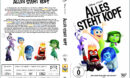 Alles steht Kopf (2015) R2 German Custom Cover & Label