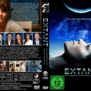 Extant Staffel 1 (2014) R2 German Cover & Labels