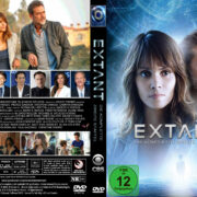 Extant Staffel 2 (2015) R2 German Custom Cover & Labels
