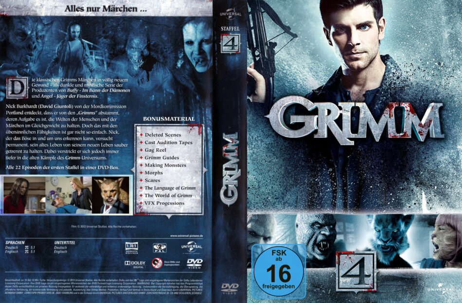 Grimm Staffel 4 Deutsch