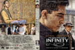 The Man Who Knew Infinity (2016) R1 Custom DVD Cover & Label