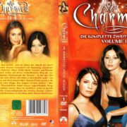 Charmed – Staffel 2 Volume 1 (1999) R2 German Cover & Labels