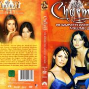 Charmed – Staffel 2 Volume 2 (1999) R2 German Cover & Labels