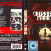 Chernobyl Diaries (2012) R2 German Cover & Label