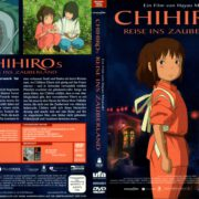 Chihiros Reise ins Zauberland (2001) R2 German Cover & Label