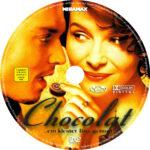 Chocolat (2000) R2 German Custom Label