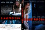 Claustrofobia (2011) R2 German Cover & Labels