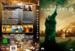 Cloverfield (2008) R2 German Cover & Label