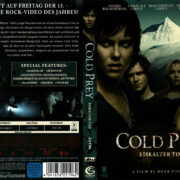 Cold Prey - Eiskalter Tod (2006) R2 German Cover & Label