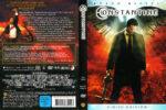 Constantine (2005) R2 German Cover & Label