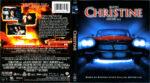 Christine (1983) R1 Blu-Ray Cover & Label