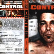 Control (2005) R2 German Cover
