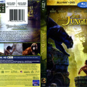 The Jungle Book (2016) R1 Blu-Ray Cover & Labels