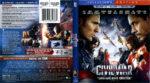 Captain America: Civil War (2016) R1 Blu-Ray Cover & Labels