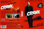 Crank – Langsam sterben war gestern (2007) R2 German Custom Cover & label