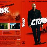 Crank - Langsam sterben war gestern (2007) R2 German Custom Cover & label