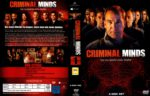 Criminal Minds Staffel 1 (2005) R2 German Cover & labels