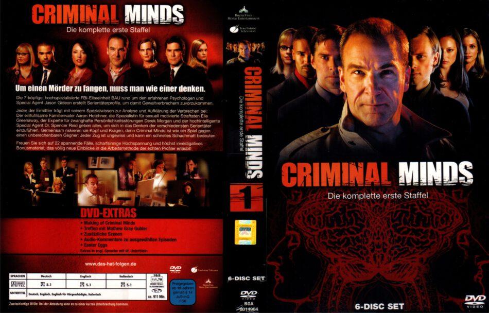 Criminal Minds 1 Staffel