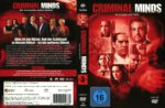 Criminal Minds Staffel 3 (2010) R2 German Cover