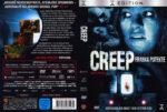 Creep (2005) R2 German Cover & Label