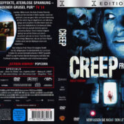 Creep (2005) R2 German Cover & Label