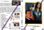 Crossing Jordan – Staffel 1 (2008) R2 German Cover