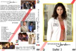 Crossing Jordan – Staffel 3 (2004) R2 German Cover