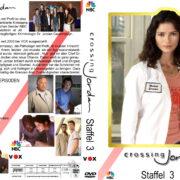 Crossing Jordan – Staffel 3 (2004) R2 German Cover