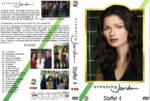 Crossing Jordan – Staffel 4 (2004) R2 German Cover