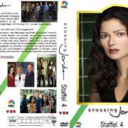 Crossing Jordan – Staffel 4 (2004) R2 German Cover