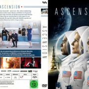 Ascension (2015) R2 German Custom Cover & Labels