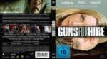 Guns for Hire (2015) R2 German Blu-Ray Cover & Label