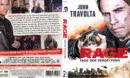 Rage - Tage der Vergeltung (2014) R2 German Blu-Ray Cover & Label
