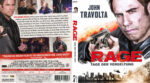 Rage – Tage der Vergeltung (2014) R2 German Blu-Ray Cover & Label