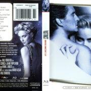 Basic Instinct (1992) R1 Blu-Ray Cover & Label