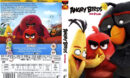 Angry Birds - Der Film (2016) R2 German Cover & Label