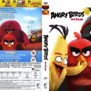 Angry Birds – Der Film (2016) R2 German Cover & Label