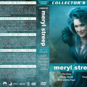 Meryl Streep Collection – Set 10 (2014-2016) R1 Custom Covers
