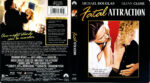 Fatal Attraction (1987) R1 Blu-Ray Cover & Label