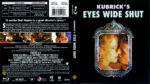 Eyes Wide Shut (1999) R1 Blu-Ray Cover & Label