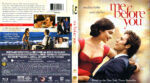 Me Before You (2016) R1 Blu-Ray Cover & Label