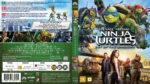 Teenage Mutant Ninja Turtles: Out Of The Shadows (2016) R2 Blu-Ray Nordic Cover