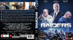 Raiders (2016) R2 Blu-Ray Nordic Cover