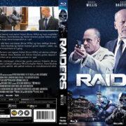Raiders (2016) R2 Blu-Ray Nordic Cover