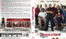 Barbershop - A Fresh Cut (2016) R2 DVD Nordic Cover