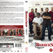 Barbershop – A Fresh Cut (2016) R2 DVD Nordic Cover