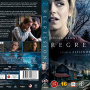 Regression (2015) R2 Blu-Ray Nordic Cover