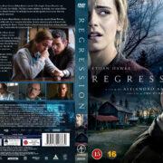 Regression (2015) R2 DVD Nordic Cover