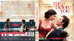Me Before You (2016) R2 Blu-Ray Nordic Cover