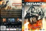 Defiance – Season 3 (2015) R2 DVD Nordic Cover